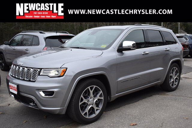 2021 Jeep Grand Cherokee OVERLAND 4X4 Newcastle ME