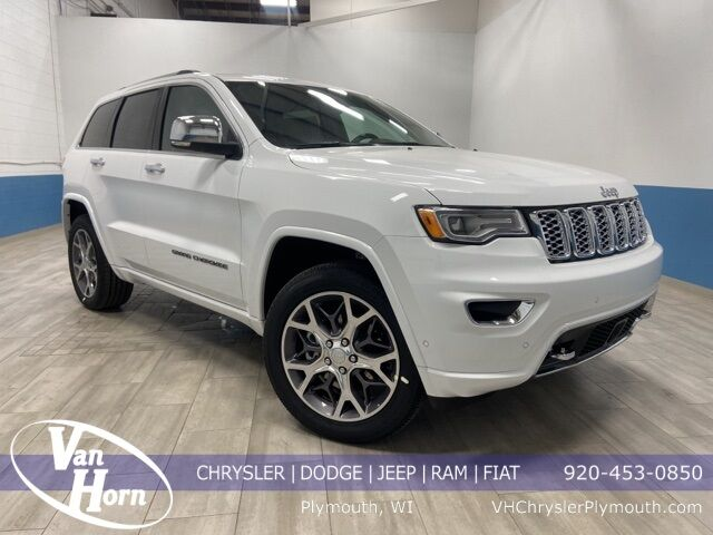 2021 Jeep Grand Cherokee OVERLAND 4X4 Plymouth WI