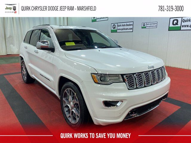 2021 Jeep Grand Cherokee OVERLAND 4X4 Marshfield MA