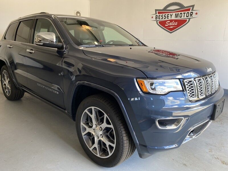 2021 Jeep Grand Cherokee OVERLAND 4X4 South Paris ME