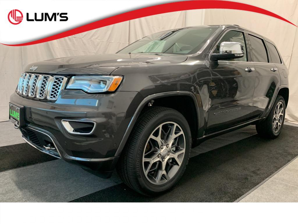 2021 Jeep Grand Cherokee OVERLAND 4X4 Warrenton OR