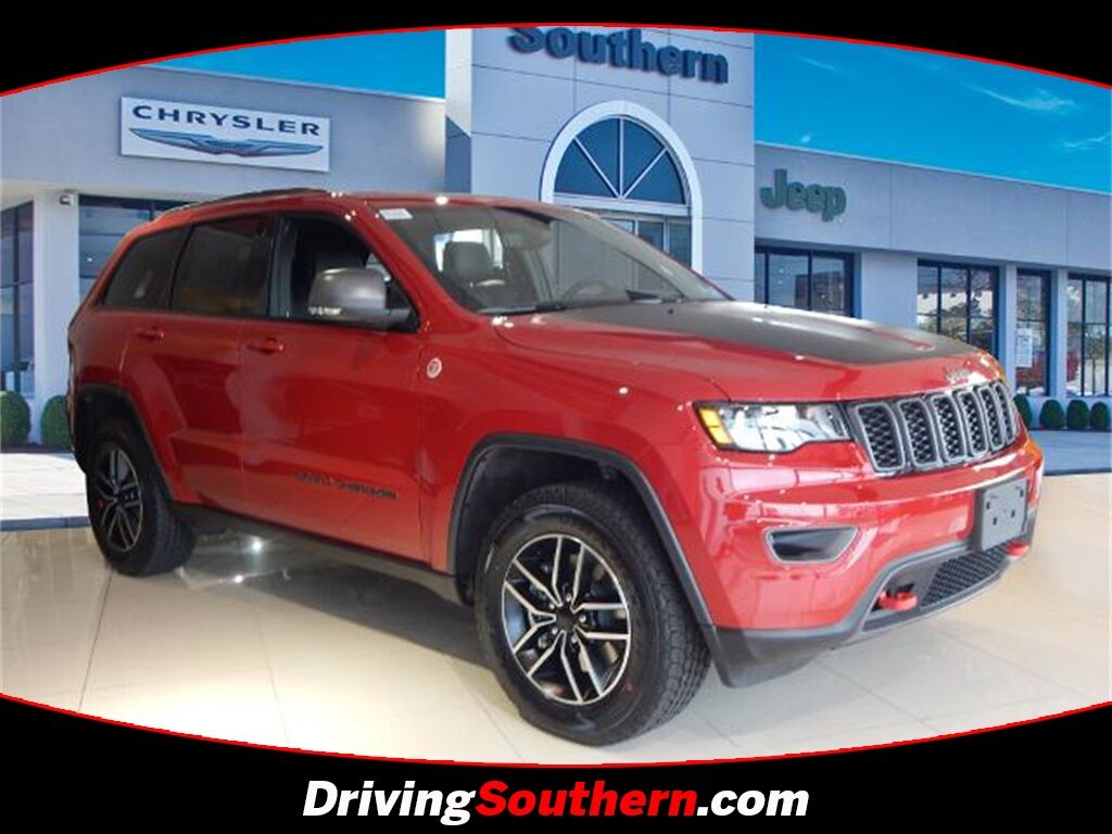 2021 Jeep Grand Cherokee Overland Chesapeake VA