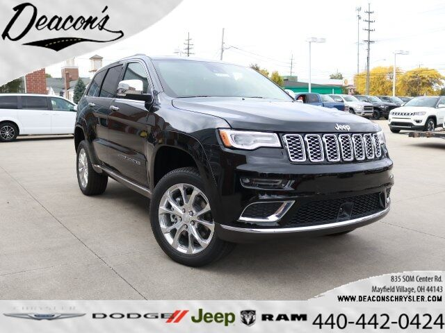 2021 Jeep Grand Cherokee SUMMIT 4X4 Mayfield Village OH