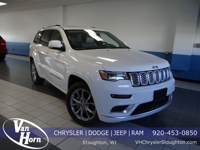 2021 Jeep Grand Cherokee SUMMIT 4X4 Stoughton WI