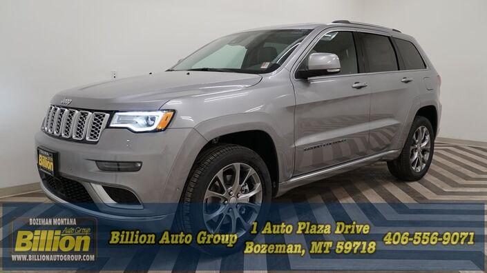 2021 Jeep Grand Cherokee Summit Bozeman MT
