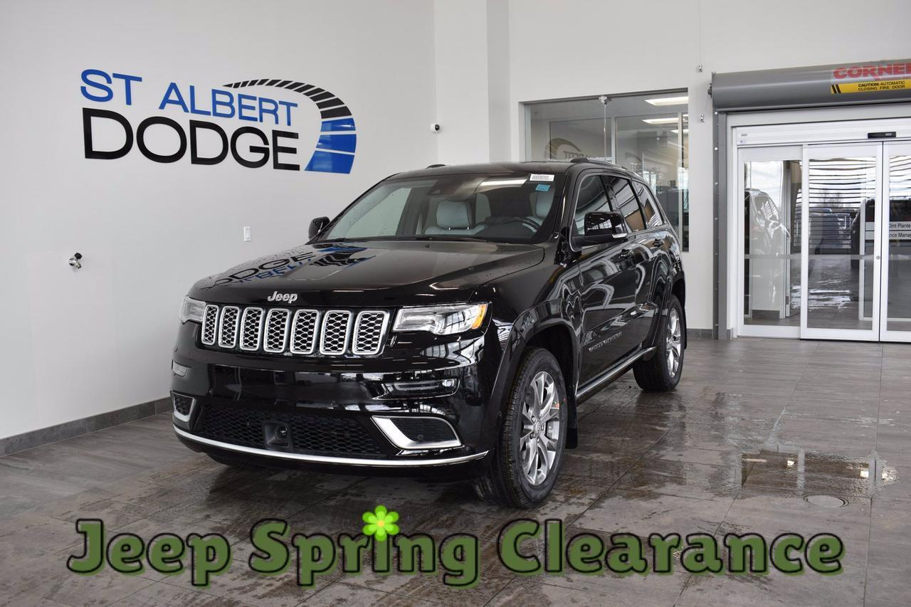 2021 Jeep Grand Cherokee Summit St. Albert AB