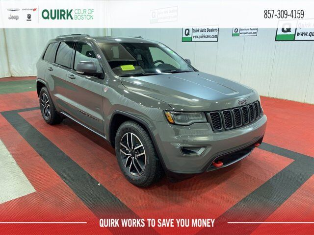 2021 Jeep Grand Cherokee TRAILHAWK 4X4 Boston MA