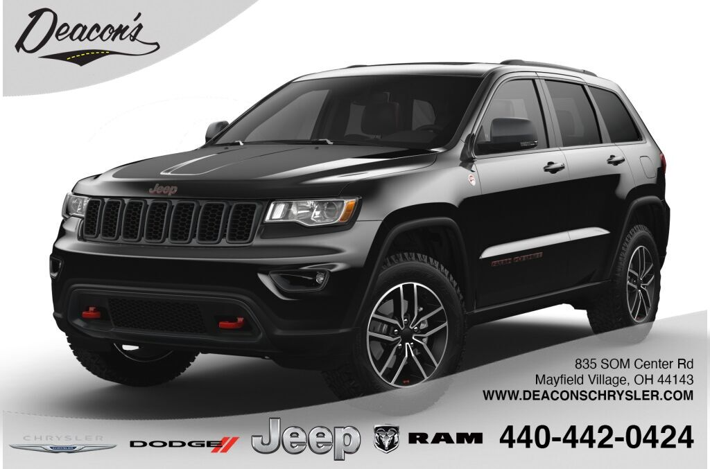 2021 Jeep Grand Cherokee TRAILHAWK 4X4 Mayfield Village OH
