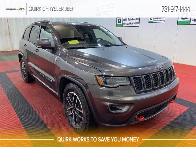 2021 Jeep Grand Cherokee TRAILHAWK 4X4 Braintree MA