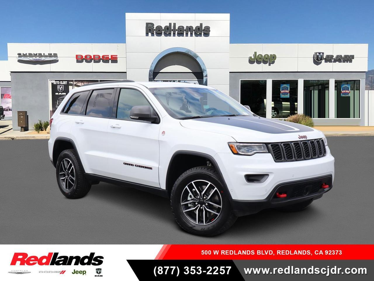 2021 Jeep Grand Cherokee TRAILHAWK 4X4 Redlands CA