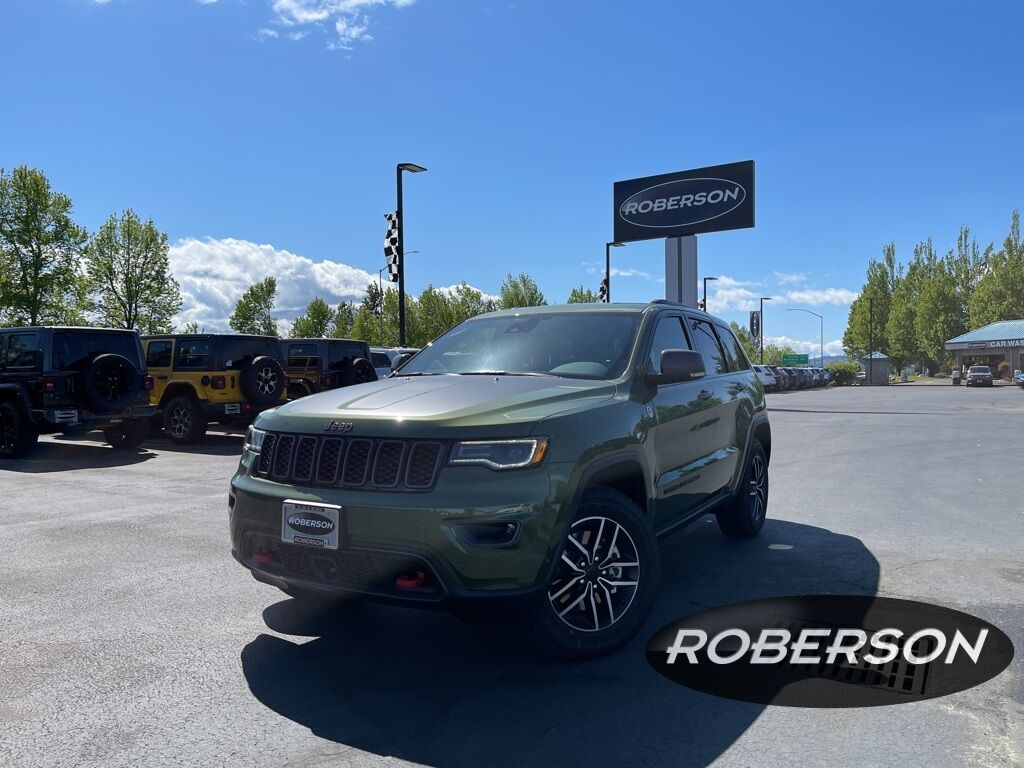 2021 Jeep Grand Cherokee TRAILHAWK 4X4 Salem OR