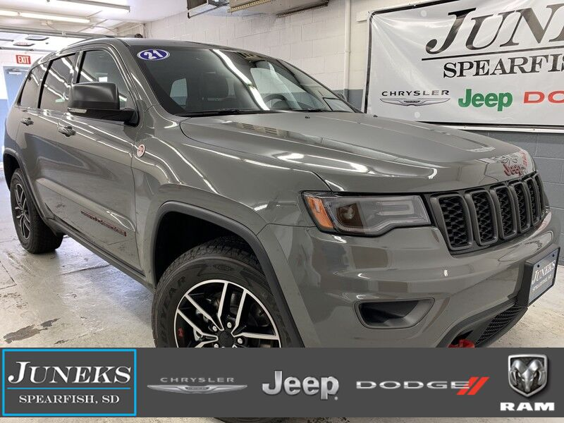 2021 Jeep Grand Cherokee TRAILHAWK 4X4 Spearfish SD