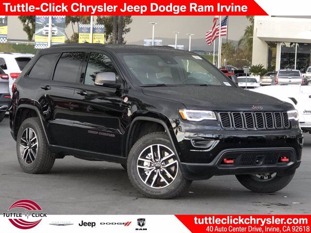 2021 Jeep Grand Cherokee Trailhawk Irvine CA