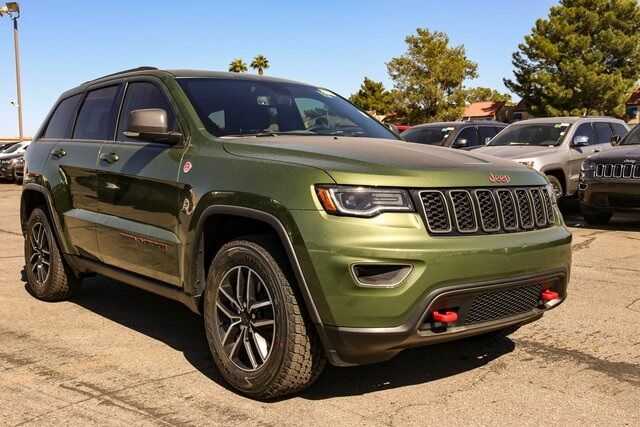 2021 Jeep Grand Cherokee Trailhawk