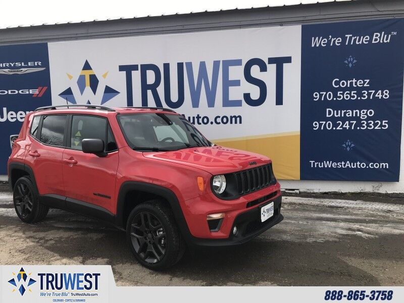 2021 Jeep Renegade 80TH ANNIVERSARY 4X4
