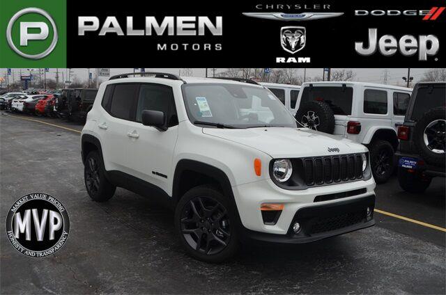 2021 Jeep Renegade 80TH ANNIVERSARY 4X4 Racine WI