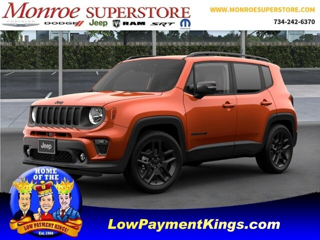 2021 Jeep Renegade 80TH ANNIVERSARY 4X4 Monroe MI