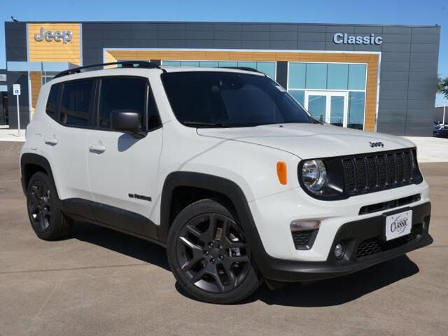2021 Jeep Renegade 80TH ANNIVERSARY FWD Arlington TX