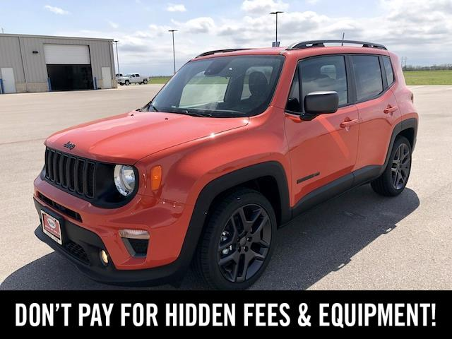 2021 Jeep Renegade 80TH ANNIVERSARY FWD Lockhart TX