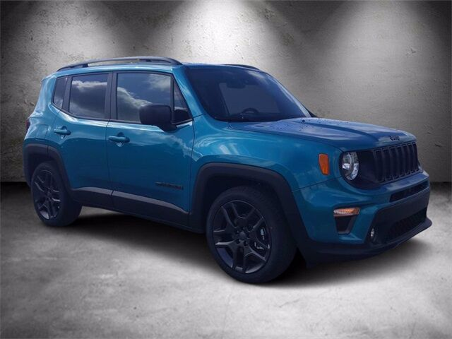 2021 Jeep Renegade 80TH ANNIVERSARY FWD Lake Wales FL