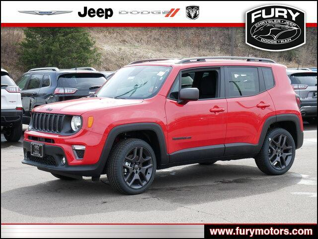 2021 Jeep Renegade 80th Anniversary 4x4 St. Paul MN