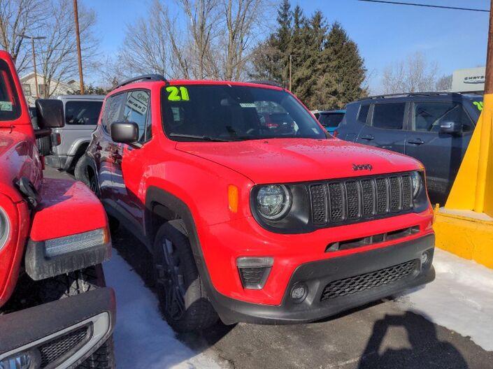 2021 Jeep Renegade 80th Anniversary Owego NY