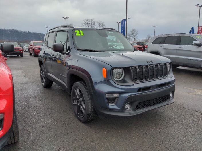 2021 Jeep Renegade 80th Anniversary Owego NY