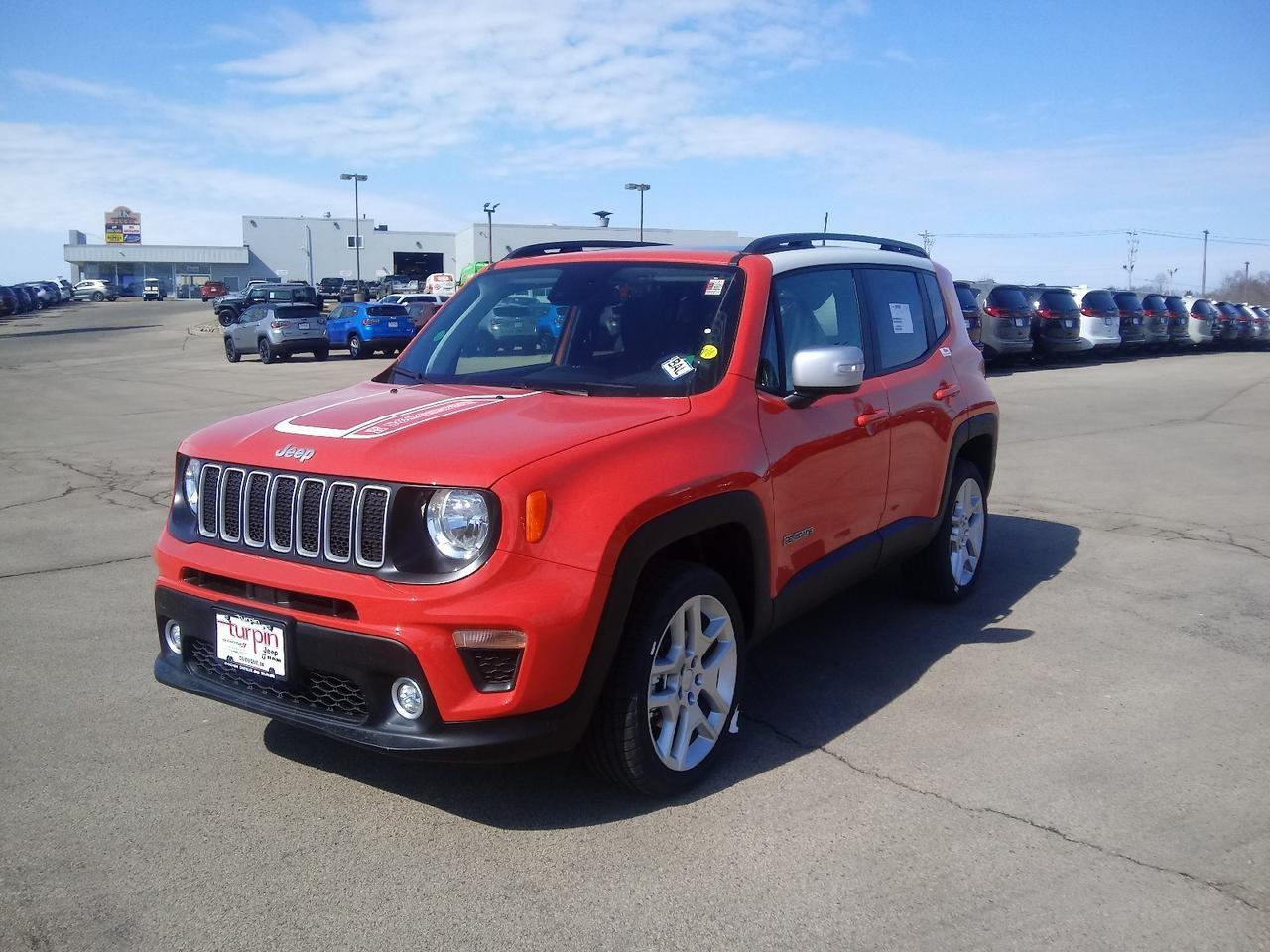 2021 Jeep Renegade ISLANDER 4X4 Dubuque IA