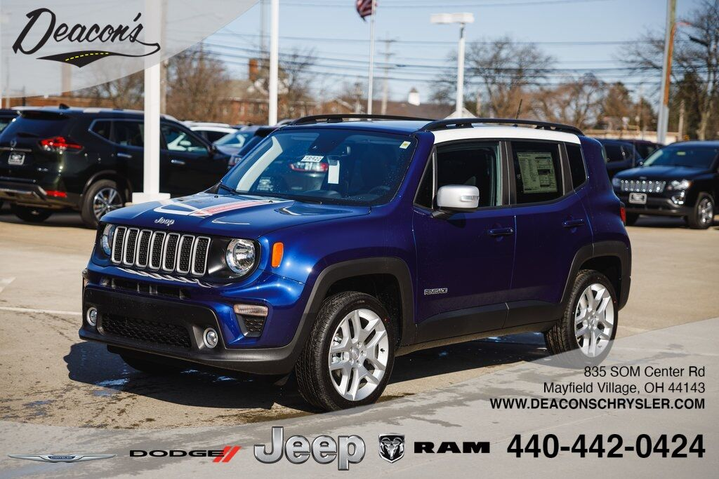 2021 Jeep Renegade ISLANDER 4X4 Mayfield Village OH