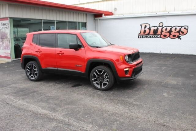 2021 Jeep Renegade JEEPSTER 4X4 Fort Scott KS