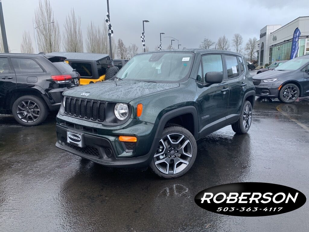 2021 Jeep Renegade JEEPSTER 4X4 Salem OR