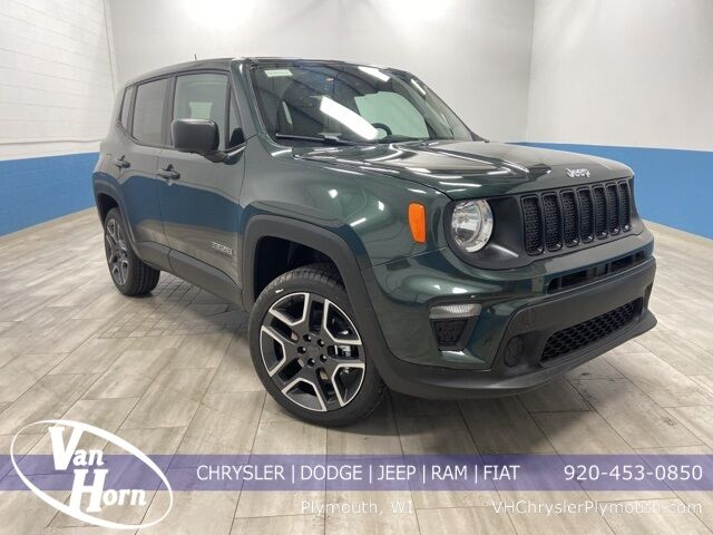 2021 Jeep Renegade JEEPSTER 4X4 Plymouth WI
