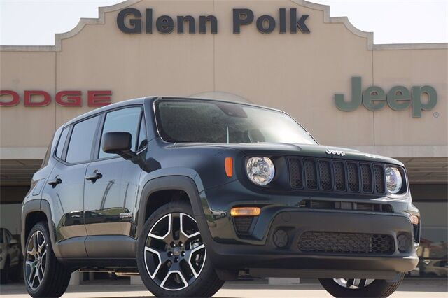 2021 Jeep Renegade JEEPSTER FWD Gainesville TX
