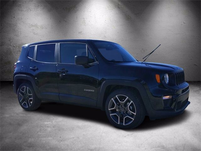 2021 Jeep Renegade JEEPSTER FWD Lake Wales FL