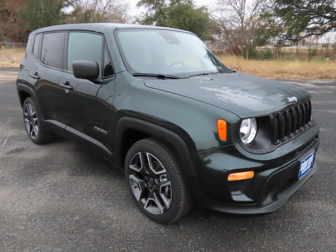 2021 Jeep Renegade JEEPSTER FWD Lampasas TX
