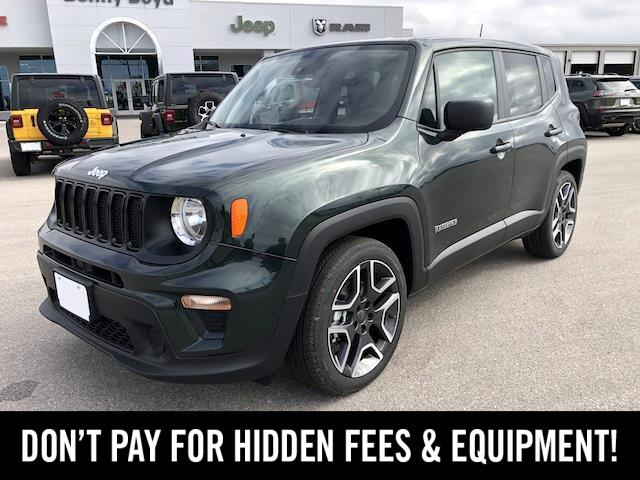 2021 Jeep Renegade JEEPSTER FWD Lockhart TX
