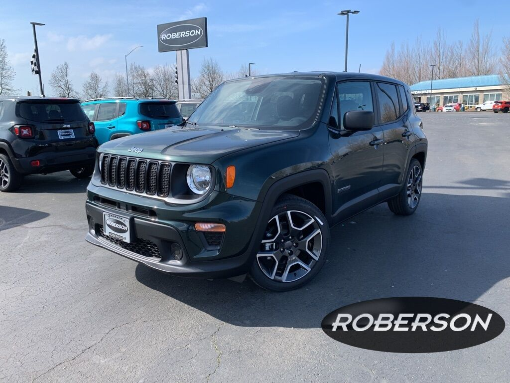 2021 Jeep Renegade JEEPSTER FWD Salem OR
