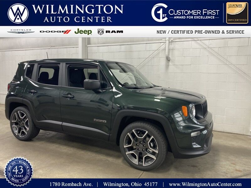 2021 Jeep Renegade JEEPSTER FWD Wilmington OH