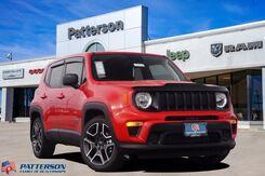 2021_Jeep_Renegade_Jeepster_ Wichita Falls TX