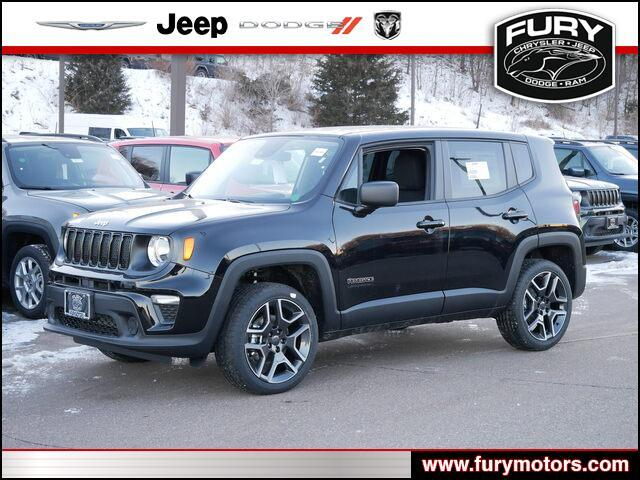 2021 Jeep Renegade Jeepster 4x4 St. Paul MN