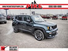 2021_Jeep_Renegade_Jeepster_ Pampa TX