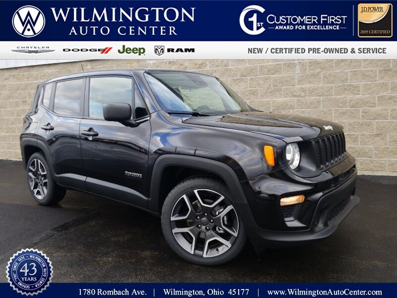 2021 Jeep Renegade Jeepster Wilmington OH