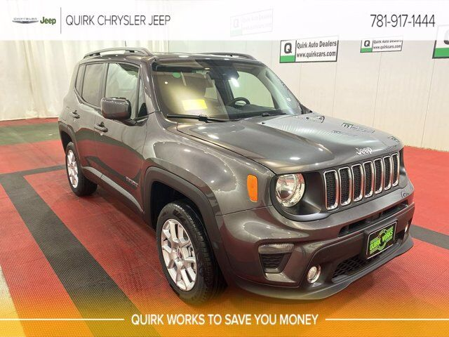 2021 Jeep Renegade LATITUDE 4X4 Braintree MA