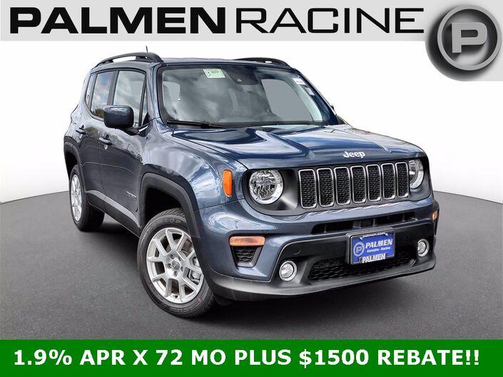 2021 Jeep Renegade LATITUDE 4X4 Racine WI