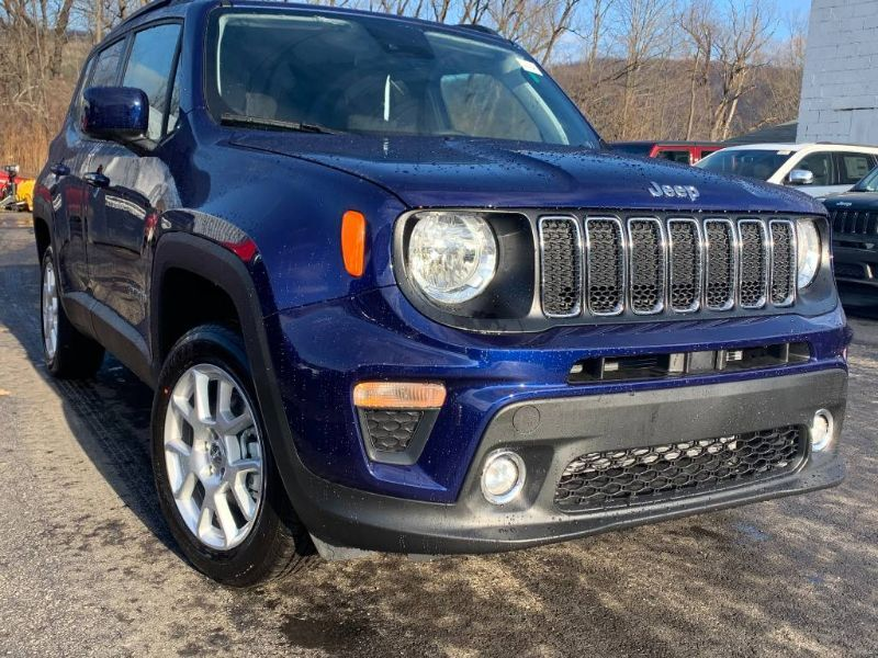 2021 Jeep Renegade LATITUDE 4X4 Little Valley NY