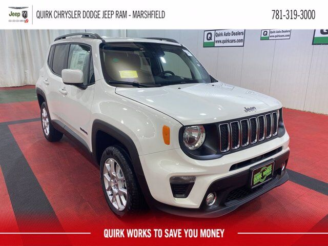 2021 Jeep Renegade Latitude 4x4 Marshfield MA