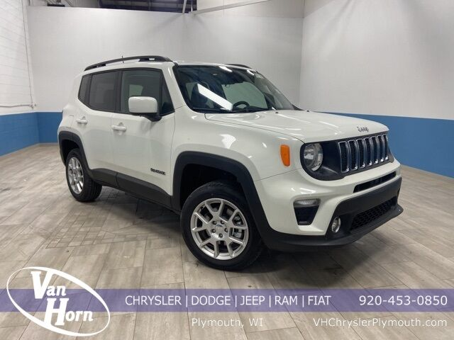 2021 Jeep Renegade LATITUDE 4X4 Plymouth WI