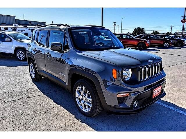 2021 Jeep Renegade LATITUDE FWD Andrews TX