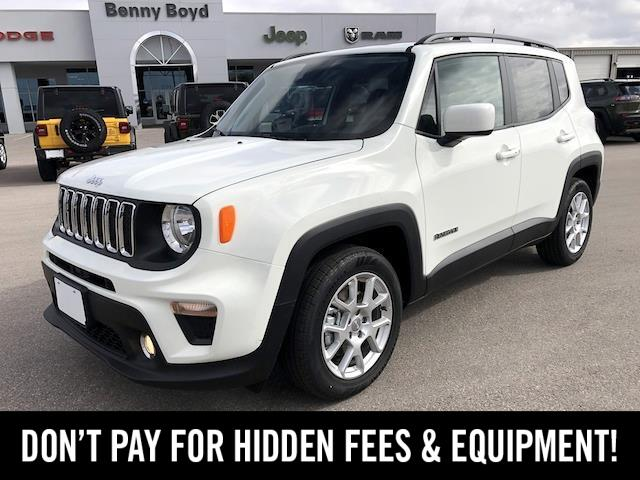 2021 Jeep Renegade LATITUDE FWD Lockhart TX