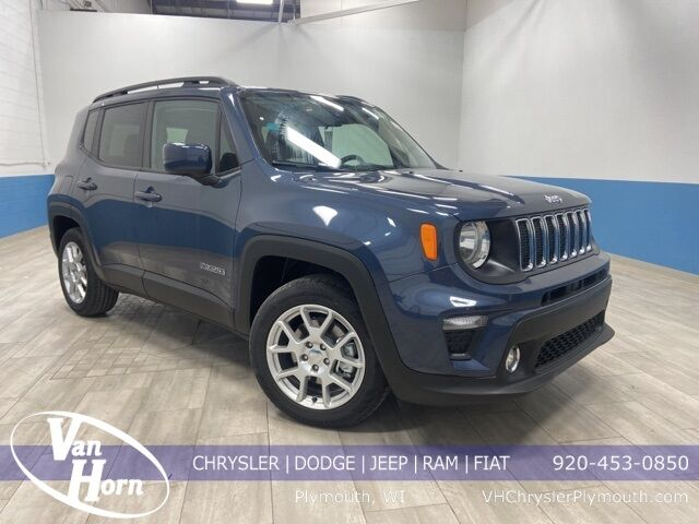 2021 Jeep Renegade LATITUDE FWD Plymouth WI